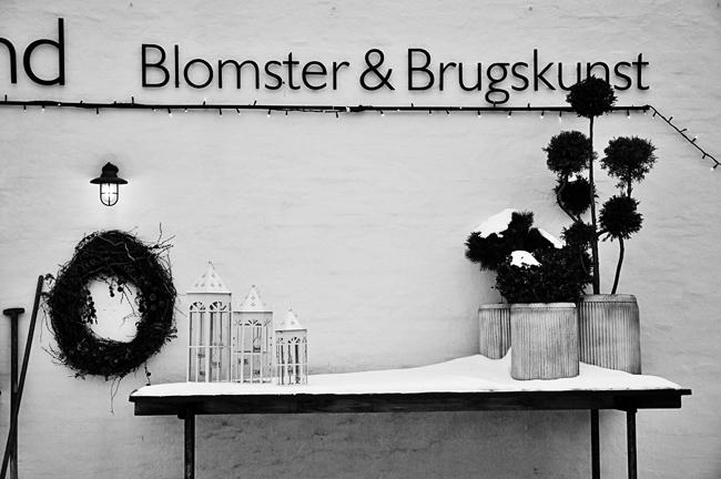 blomster & brugskunst