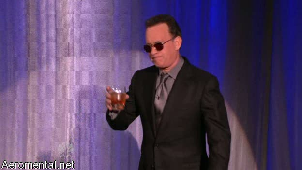 último Conan O'Brien The Tonight Show Tom Hanks