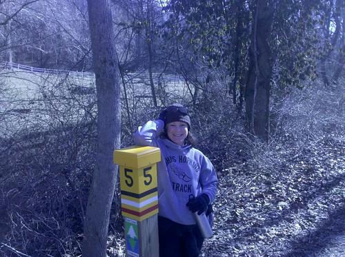 5 mile mark