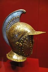 Parade Helmet à l'Antique (in the ancient style) (THoog) Tags: nyc newyorkcity newyork armor armour themet metropolitanmuseumofart armatura armadura armure rüstung thoog