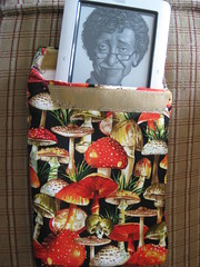 Mushroom Nook Sleeve and Vonnegut