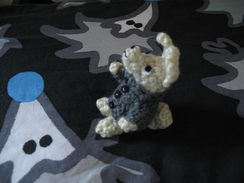 Crocheted Capotto