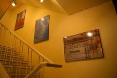 "2006 Solo exhibiton ""mius x HAYATO NY"""