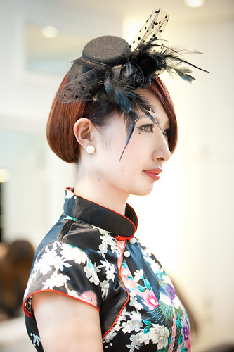 [ 女生髮型 ] 旗袍 中國