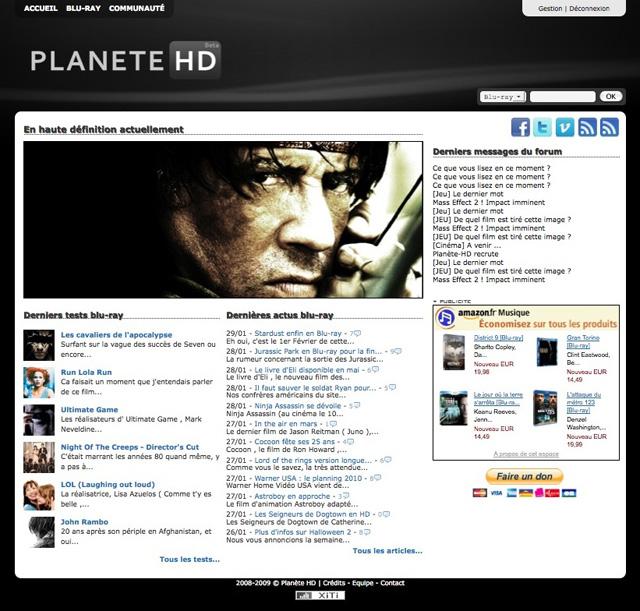 planète HD