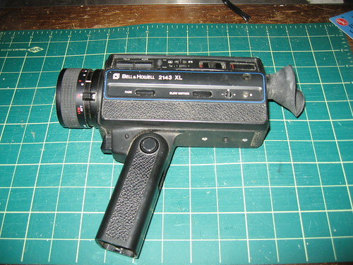 Video Camera - Front