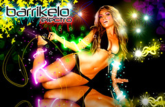 Jessica Burciaga effects (DJ Barrikelo) Tags: house hot sexy dj jessica photos fotos electro efects burciaga barrikelo