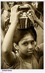 Milk carriers (Sutheshnathan) Tags: festival lights malaysia kualalumpur hindu batucaves kavadi muruga thaiousam