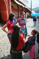 Chichicastenango Market--Jackie Bohanan and Hannah Artz