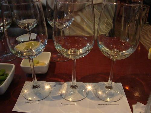 Sake Tasting Set
