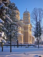 Winter in Riga SPA50820