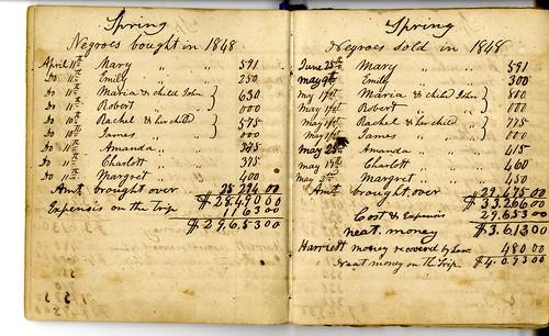 Slave trader ledger p.12