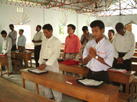 Missionários evangélicos no Butão