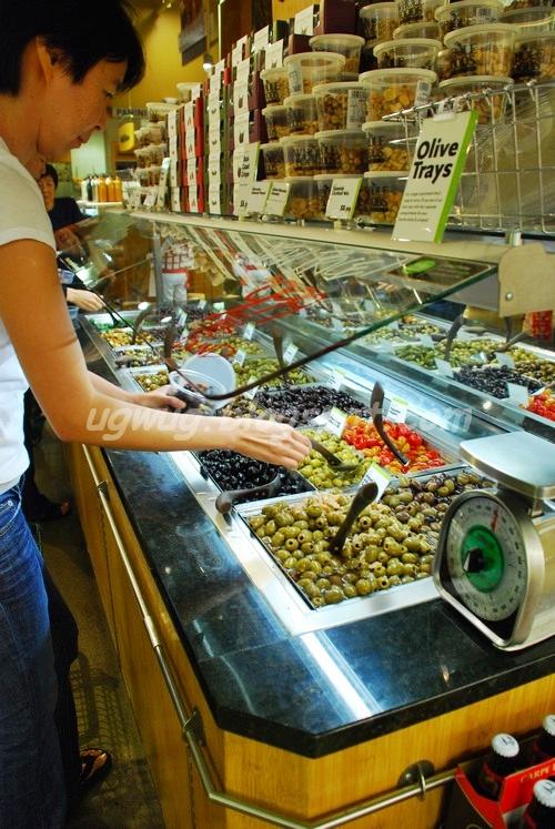 Olives! Olives! Olives
