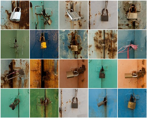 mosaic LOCKs