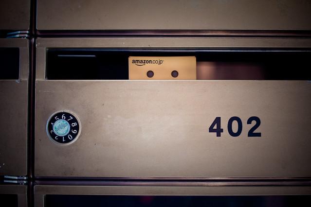 Mailbox Danbo 郵便箱ダンボ