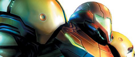 Samus Aran: Metroid Prime Corruption