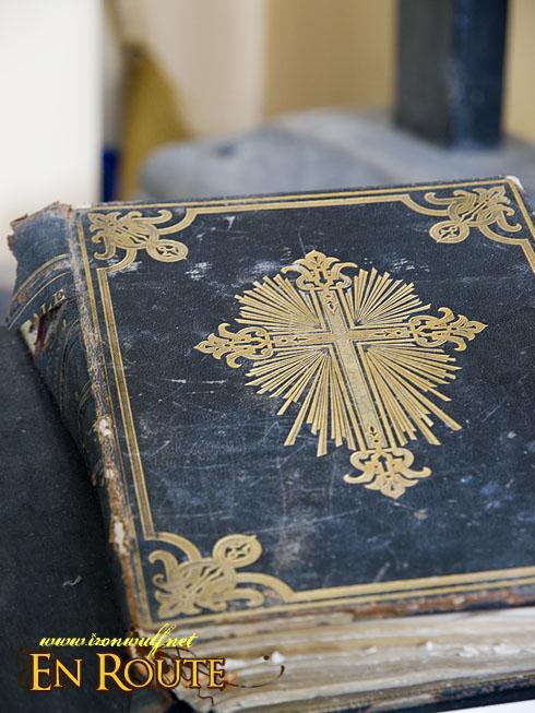 Piat Museum Old Bible