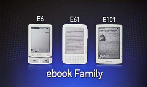 Samsung eBook E6 E61 E101