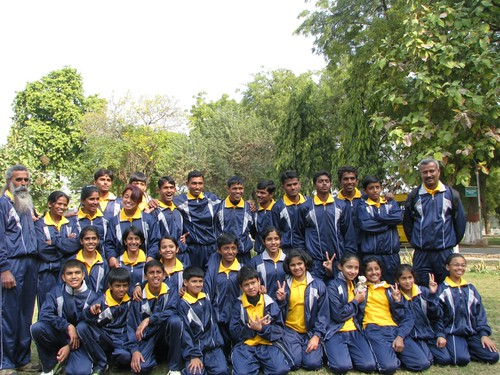 15th_National_Sports_Climbing_SouthZone_Team