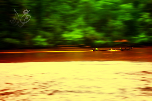 Speed Boat @ Kuala Tahan (IR)