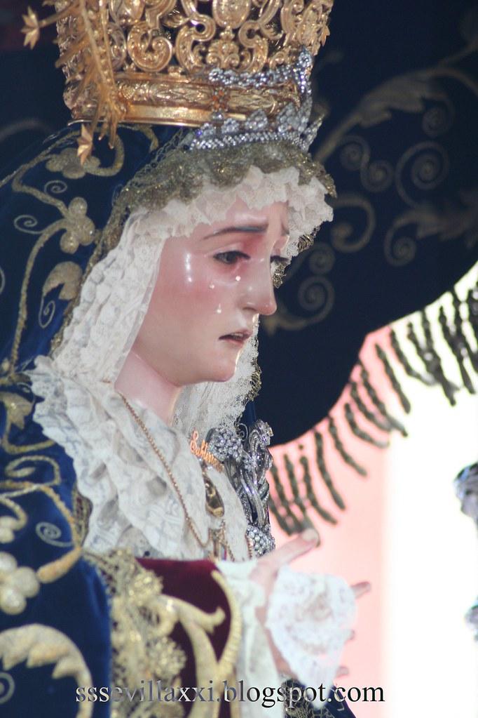 Nuestra Señora del Subterráneo, Domingo de Ramos 2009