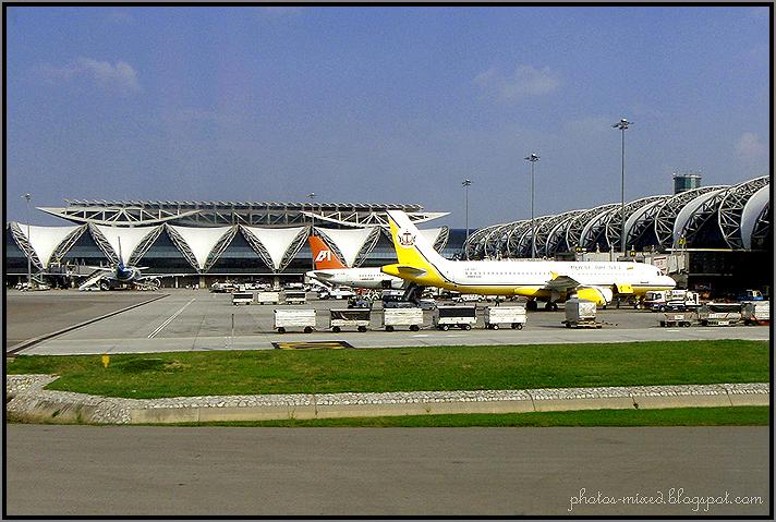 Suvarnabhumi Airport 3