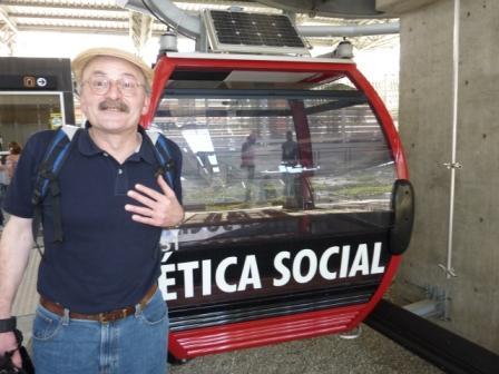 MetroCable Caracas etica social