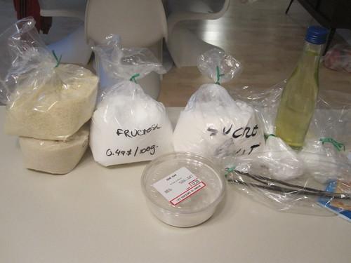 Baking supplies - $70.96