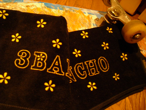 BANCHO towel now!!