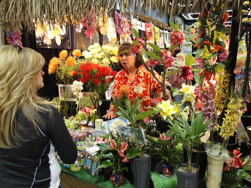 Tropicals in plant market