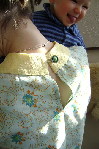blouse back