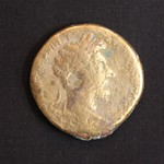 "<b>ud8 Obverse</b><br/> <a href=""http://en.wikipedia.org/wiki/Marcus_Aurelius"" rel=""nofollow""><u><b>Marcus Aurelius</b></u></a> <i>Reign: AD161 - 180</i> For the first 8 years of his reign, Marcus Aurelius reigned with a co-emperor Lucius Verus. Marcus Aurelius was also a philosopher, and wrote a work called ""Meditations "" which details his beliefs in a government of service and duty. He was the last of the ""Five Good Emperors,"" his son and successor Commodus often regarded as being a horrible ruler.  Donated by Dr. Richard Simon Hanson <a href=""http://farm5.static.flickr.com/4061/4351823432_c3d65c68eb_o.jpg"" title=""High res"">∝</a>"