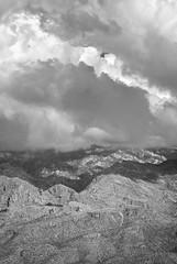 Catalina Mountains, Tucson, Arizona, January 15, 2010 (Ivan S. Abrams) Tags: arizona sky blackandwhite cloud mountain mountains southwest monochrome rock clouds forest rocks wind tucson nimbus jetstream cumulus rockymountains forests sonorandesert winterstorm mtlemmon cumulonimbus americansouthwest southernarizona skyisland westernskies southeastarizona winterstorms westernsky oldpueblo pimacounty arizonaskies onlythebestare nikkor70300mmvrlens ivansabrams trainplanepro nikond700 ivanabrams mtbigelow abramsandmcdanielinternationallawandeconomicdiplomacy ivansabramsarizonaattorney ivansabramsbauniversityofpittsburghjduniversityofpittsburghllmuniversityofarizonainternationallawyer