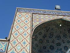 Kerman - Jami Masjid, 14th cent. (52) (Prof. Mortel) Tags: iran kerman