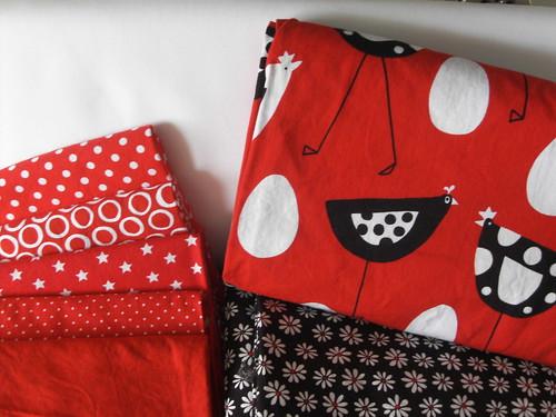 Buzz Cuts- March Fabrics