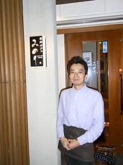 みのりcafeオーナー:のぶさん