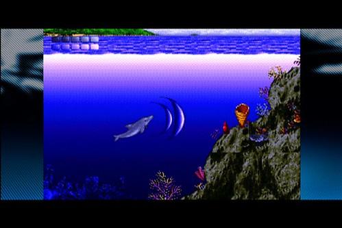 Ecco the Dolphin - Virtual Console