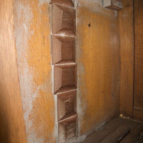 1st Class Ships Cabin Bathroom Cabinet