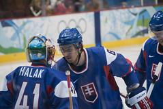 Slovakia vs Sweden Olympic Hockey