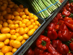 Fresh fruit and vegetables from Camas Produce