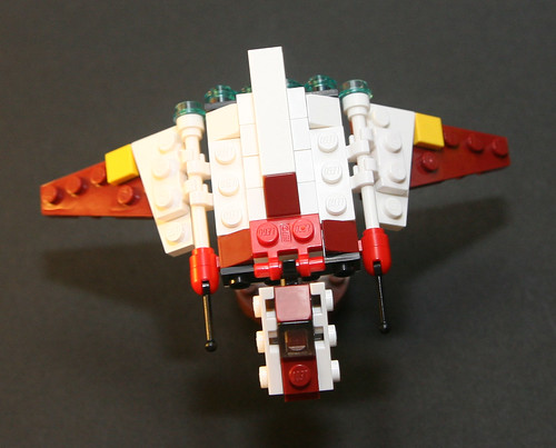 LEGO 30050 Star Wars - Republic Attack Shuttle (Clone Wars)