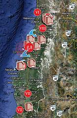 Chile: Se pierde el vino