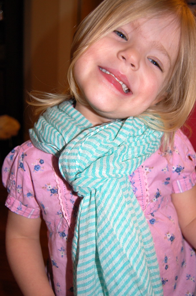 my five dollar scarf