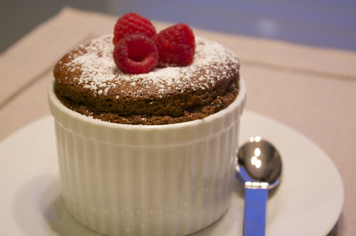 Make-Ahead Chocolate Soufflé38