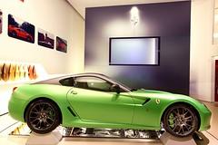 Ferrari 599 GTB Fiorano HY-KERS Hybrid Concept