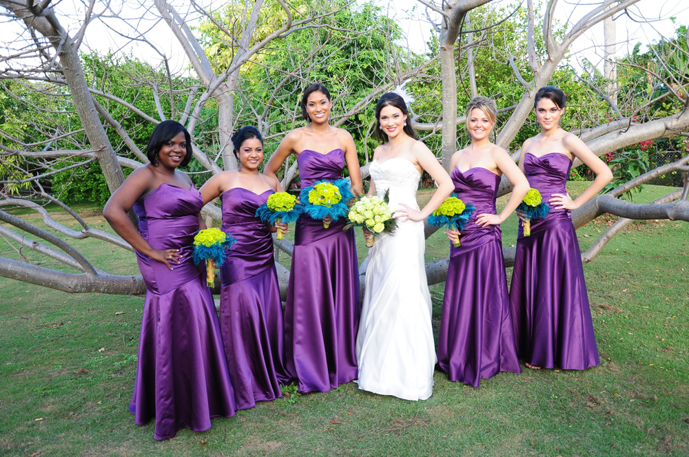Celebrations: Josephine & Stephen : A Uniquely Elegant Cayman Wedding