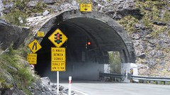 Tunnel to Milford Sound