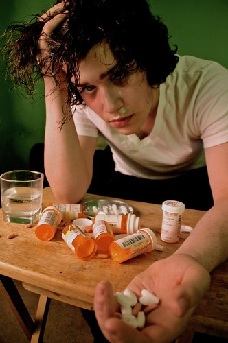 Addiction: Prescription Drugs by Gregory Thomas Photography.