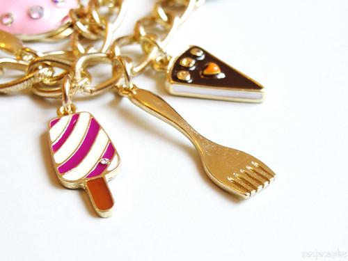 candy shop charm bracelet 7